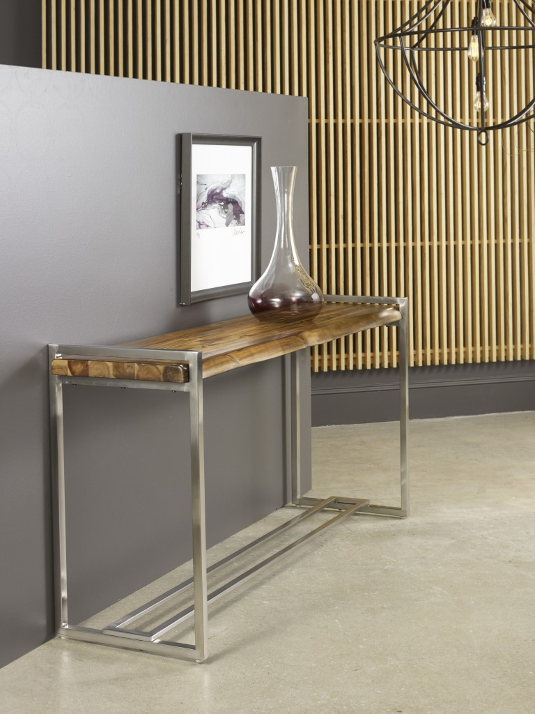 Rustic Live Edge Tables Embrace The Organic