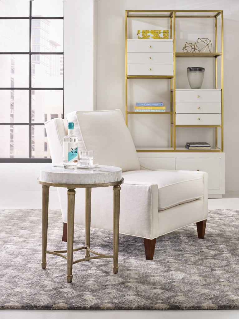 The power of pretty for mom s home office for Home furniture sites