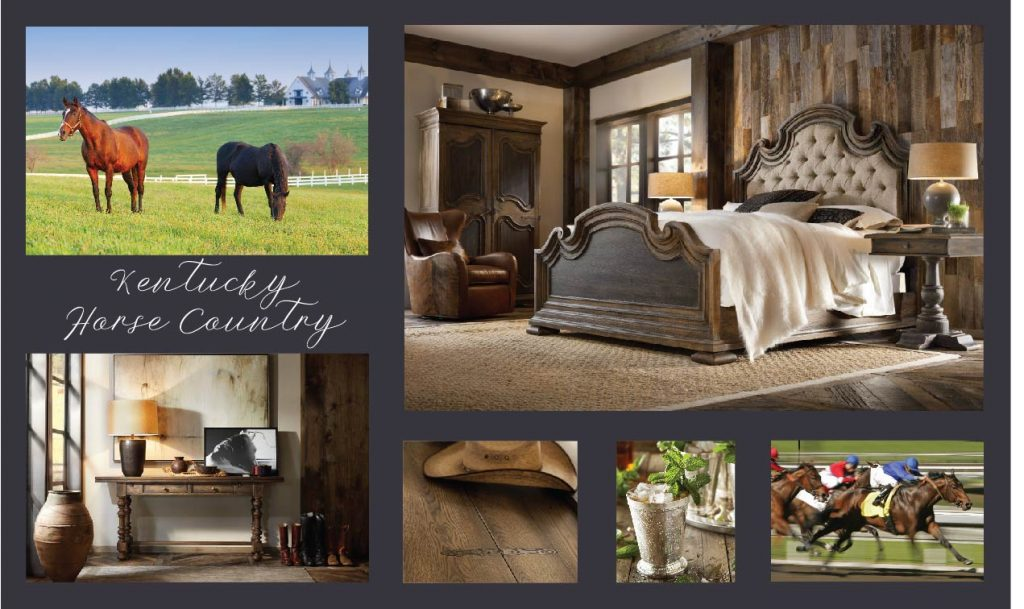 Kentucky Horse Country Rustic Elegant Decor
